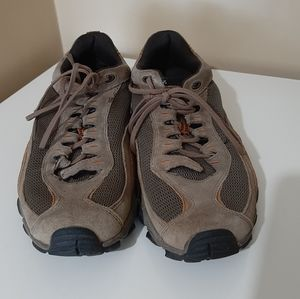 Timberland Suede And Mesh Runners